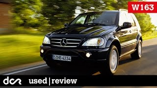 Buying a used Mercedes M-class W163