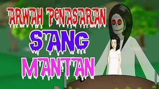 Video Hantu Arwah Penasaran Sang Mantan / kartun Horor Indonesia MP3, 3GP, MP4, WEBM, AVI, FLV Januari 2019