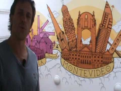Wideo El Viajero - Downtown Hostel & Suites