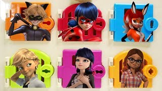 Video Puppeteer Ladybug Cat Noir Rena Rogue Trapped Doors Surprises Miraculous Ladybug MP3, 3GP, MP4, WEBM, AVI, FLV Februari 2019