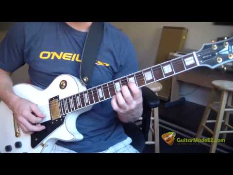 Dixieland Delight By Alabama Guitar Lesson Tunelessons