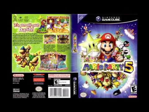 Mario Party 5 OST Who's First