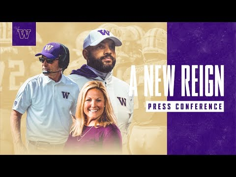 FB: Washington Football Press Conference (12.03.19)