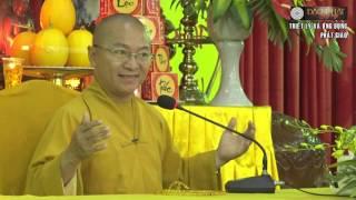 Vấn đáp: Triết lý và ứng dụng Phật giáo - TT. Thích Nhật Từ -  13/12/2015