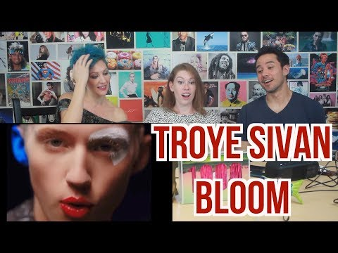Video TROYE SIVAN - Bloom - REACTION download in MP3, 3GP, MP4, WEBM, AVI, FLV January 2017