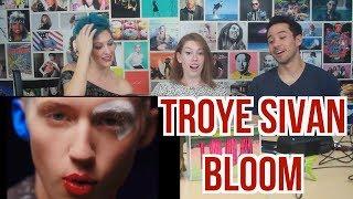 TROYE SIVAN - Bloom - REACTION