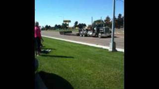 Colby (KS) United States  City new picture : World's Largest Truck Convoy -Colby, KS