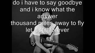 I KNOW THE ANSWER (LIRIK) - RENDY PANDUGO