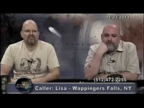 The Atheist Experience – matt dropping logic bombs on callers