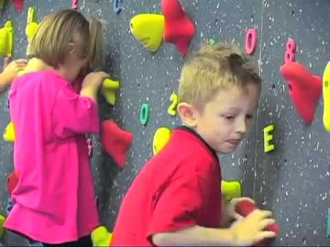 WeeKidz Traverse Wall