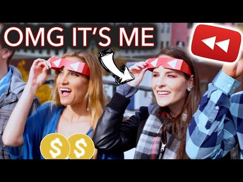 I SNUCK INTO YOUTUBE REWIND 2017 (I was invited) | Behind The Scenes | NYC