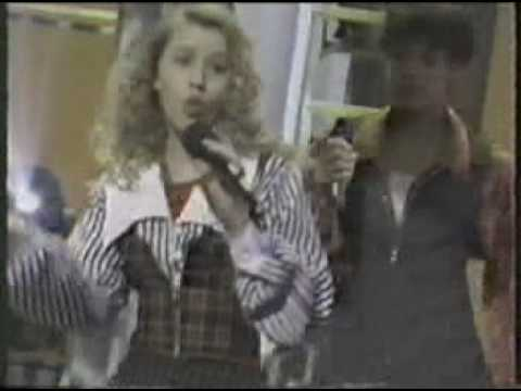 Christina Aguilera – I'm Not Over You (Mickey Mouse Club)