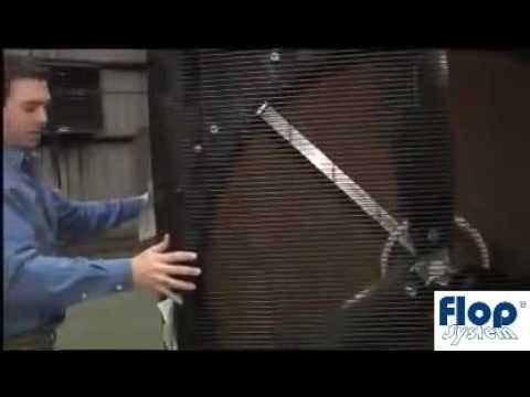 Schładzacz powietrza ewaporacyjny - klimatyzer BryzaCOOL 48