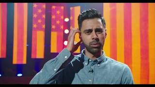 """Hasan Minhaj Emotional Speech About 9/11 