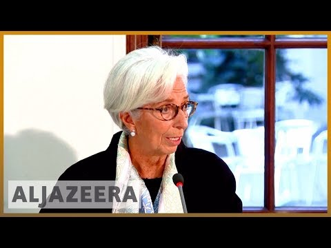 🇬🇧 Brexit countdown: IMF chief gives no-deal warning | Al Jazeera English
