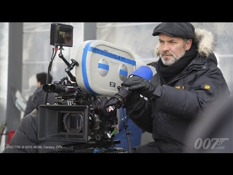 Spectre (Behind the Scenes with Sam Mendes)