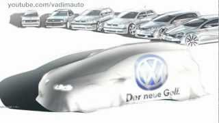 2013 Volkswagen Golf - Presentation Slides
