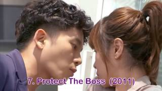 Video My 10 Favorite Office Romance Korean Drama | Romantic Comedies MP3, 3GP, MP4, WEBM, AVI, FLV Januari 2018