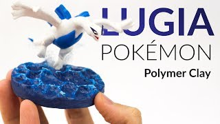 Hey guys, welcome to this polymer clay tutorial. Today we will create the Pokemon Lugia! It is the winner in the last pokemon poll. As I found quite a lot pictures of Lugia flying over the ocean I thought it would be a great idea to create. I will guide you step by step on how you can create your own Lugia, flying over the ocean. Also in this video I share some information: 1. Polls are now independent from the type of series they appear in: They now actually introduce the next tutorial to come. I hope this is less confusing2. Now I am uploading on a regular base: New Video every Friday!! :)-----------------------------------------------------------Links:Abomasnow ▸ https://youtu.be/vM_JxNer5cI-----------------------------------------------------------More ways to follow ClayClaim:Instagram ▸ https://www.instagram.com/clayclaim/Snapchat  ▸ https://www.snapchat.com/add/clayclaimFacebook ▸ https://www.facebook.com/clayclaimTwitter ▸ https://twitter.com/ClayClaimEtsy ▸ coming soon!!