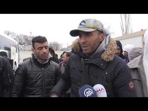 Vorwurf: Griechische Polizei mishandelt Migranten