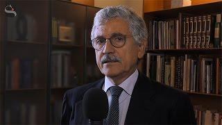 D'Alema: «No ad una riforma che indebolisce il sistema sanità»