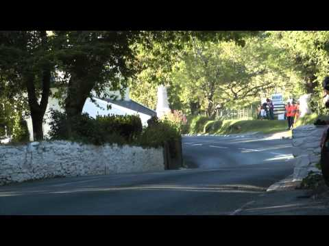 Isle Of Man TT 2011 Bottom Of Barregarrow 2
