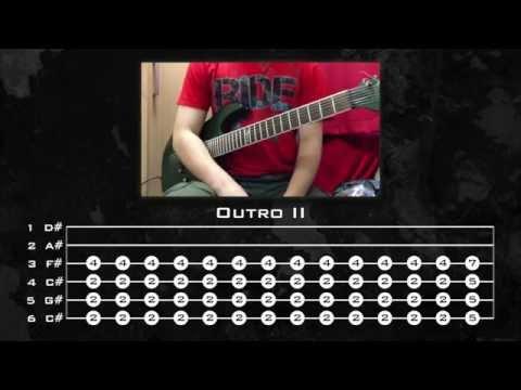 Linkin Park – A Place For My Head (Guitar Tutorial /w Tabs) By Kirjai