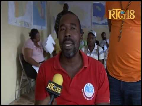 L' intervient du candidat au Sénat, Arnel Bélizaire sur les élections du 20 novembre.
