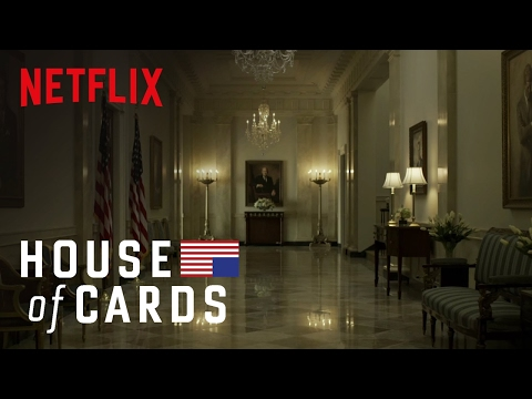 House of Cards Season 3 (Teaser 'Traces 3')