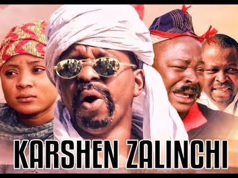 KARSHE ZALINCI 1&2 LATEST HAUSA FILM