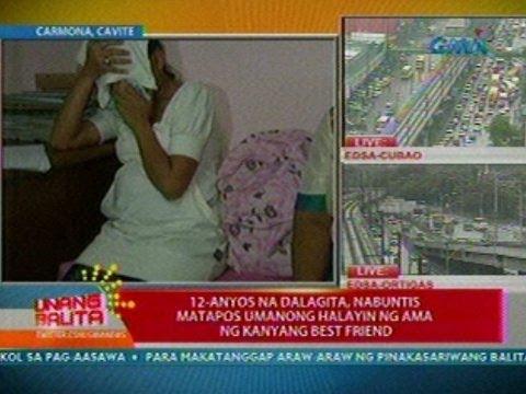 UB: 12-anyos na dalagita sa Cavite, nabuntis matapos umanong halayin ng ama ng kanyang best friend