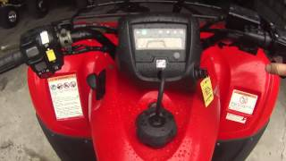 10. 2013 Honda Rancher 420 ES 4x4 - Lowcountry Powersports - Beaufort, SC