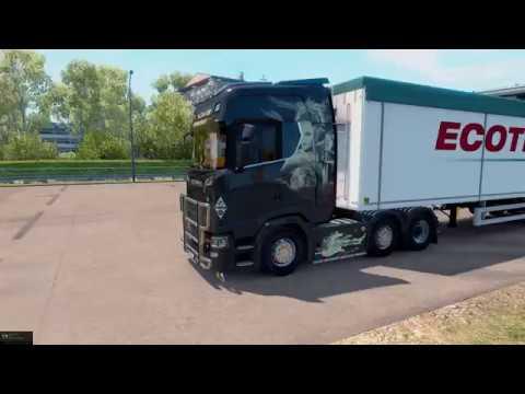 Scania New Stelzl Skin v0.90