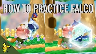 How to Practice Falco – SSBM Tutorials