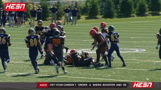 Warriors vs Orleans Bengals (Week 2 Bantam)