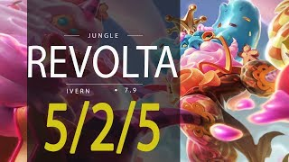 ~~~~Deixe o seu like, se inscreva e comente!~~~~BIank Space League of Legends ReplayRevolta as IVERN - Season 7Patch 7.9Runas e Talentos:http://matchhistory.br.leagueoflegends.com/pt/#match-details/BR1/1077243600/211934421?tab=builds&participant=6