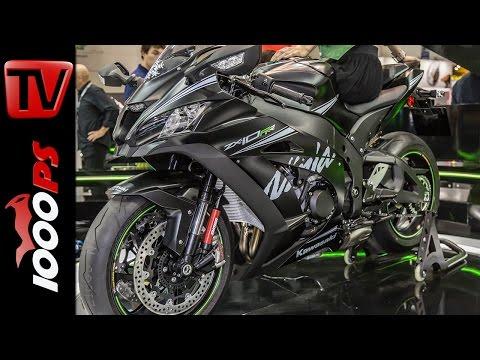 Kawasaki ZX-10RR 2017 - Die Über-Ninja