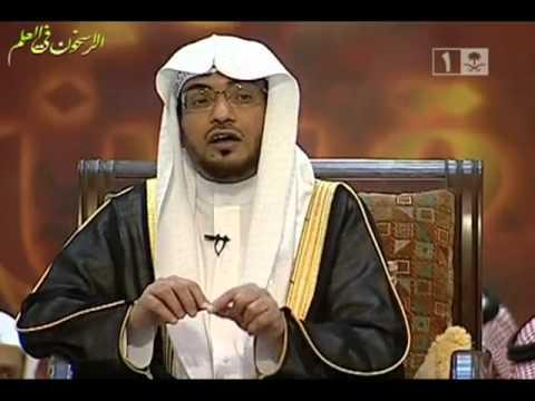معنى لا تقنطوا من رحمة الله …. الشيخ المغامسي
