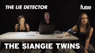 Video The SiAngie Twins Take A Lie Detector Test MP3, 3GP, MP4, WEBM, AVI, FLV Oktober 2018