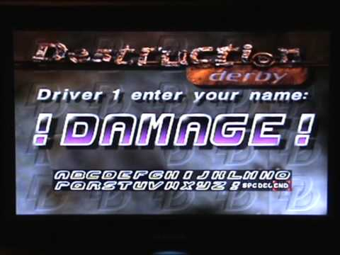 destruction derby 2 psp