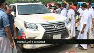 Malappuram India  city photos : Gulf Malayali team travelled Jeddah to Malappuram by road: Gulf News