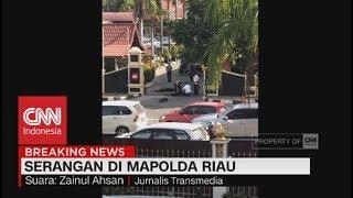 Video Breaking News! Mapolda Riau Diserang Terduga Teroris MP3, 3GP, MP4, WEBM, AVI, FLV Mei 2018