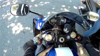 3. 2003 Yamaha R1 Test Ride