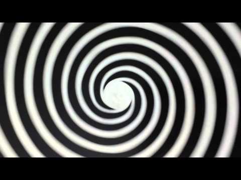 l'affascinante illusione ottica della spirale infinita!