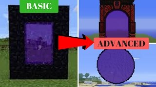 ADVANCED ROUND NETHER PORTAL AND BASIC NETHER PORTAL BUILDING GUIDE on PC, PE, Xbox, Console, ps3, ps4, wiiUTags (Not for you but for video)Advanced Nether Portal Guide - KollinsPlays Minecraft Vanilla Tutorial, Minecraft PS3, Wii U Tutorial - How To Make Nether Portal (Portal), Minecraft Tutorial: How to Link Nether Portals 1.8  Professor KS Show - Episode 1, Minecraft Build a Nether Portal without having a Diamond Pickaxe, Minecraft, Grian, building, grian, mincraft, tutorial, yt:quality=high, minecraft, ideas, creative, build, portal, minecraft portal, nether, nether portal, custom portals, portal design, decoration, tips, tricks, Minecraft (Video Game), overworld, the nether, sync, anchor, ground, This tutorial covers some of the more advanced topics involved in how the game generates nether portals and how you can set up and even relocate portals to link remote locations. I recommend this tutorial for anyone who has portals linking to the wrong place, players wanting to relocate their portals and even players setting up or fixing nether hubs, truetriz, minecraft ps3, ps3 minecraft tips, minecraft ps3 how to make a nether portal, minecraft ps3 glitch, minecraft playstation 3 tutorial, minecraft on playstation 3, ps3 minecraft, how to teleport in minecraft ps3, ps3 minecraft tips and tricks, pvp, minecraft playstation edition, Minecraft wii u, Minecraft, Singleplayer, Multiplayer, Server, Multiplayer Server, SMP, Tutorial, Update, Video, playthrough, let's play, let's, play, lets, ThatKSDude, new, application, collaboration, fun, prank, redstone, tutorial, nether, portal, nether portal, nether link, link portal, how to link nether portals, 1.8, minecraft 1.8, 1.9, minecraft 1.9, portals, professor ks, Minecraft, nether, portal, how, to, build, without, using, diamond, pickaxe, lava, bucket, water, dirt, blocks, tip, trick, tnt, creepers, zombies, gamers, gonna, play, gamersgonnaplay, videogames, retro, pixels, gaming, video game, bored, internet, references, cubes,