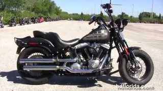 7. Used 2009 Harley Davidson Cross Bones Motorcycles for sale