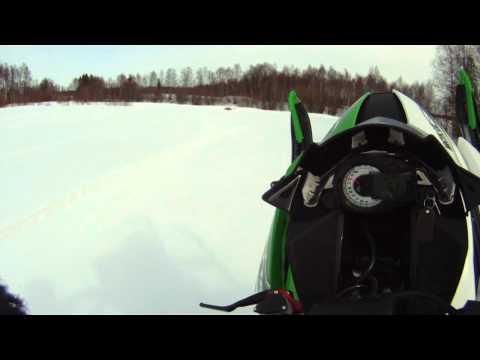 Arctic cat 2013 F800RR