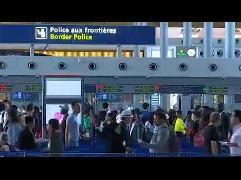 Χάος σε πολλά ευρωπαϊκά αεροδρόμια – economy