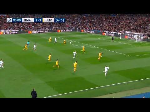 Real Madrid vs Juventus 1-3 | All Goals & Highlights | UCL Quarter-final 2017/18