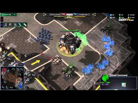 gsl - Aired date: May 15th, 2013 Link: http://www.gomtv.net/2013wcs1/vod/80420 2013 WCS KR S1 MANGOSIX GSL Challenger League StarTale_Avenge vs KT_flash.